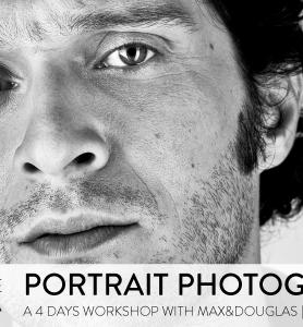 IL RITRATTO SECONDO MAX&DOUGLAS: FONDAZIONE EXCLUSIVA LANCIA IL WORKSHOP GRATUITO PER GIOVANI FOTOGRAFI